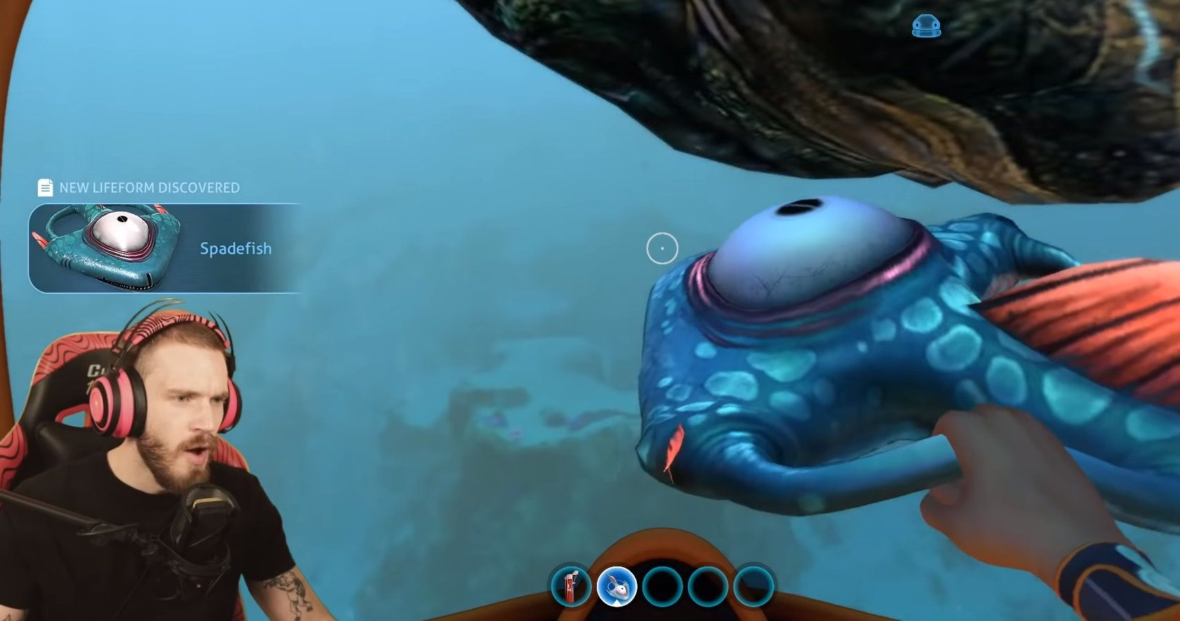 PewDiePie Rises To The Top Of YouTube Gaming With Subnautica