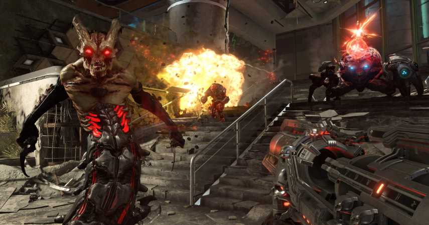 Doom Eternal 10 Things Only Players Of The Previous Games In The Franchise Noticed