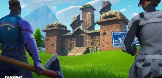 Fortnite player discovers a glitch allowing them to max out their metal