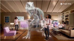 Magic Leap Launches Collaboration Package as Businesses Workaround Coronavirus Lock Downs
