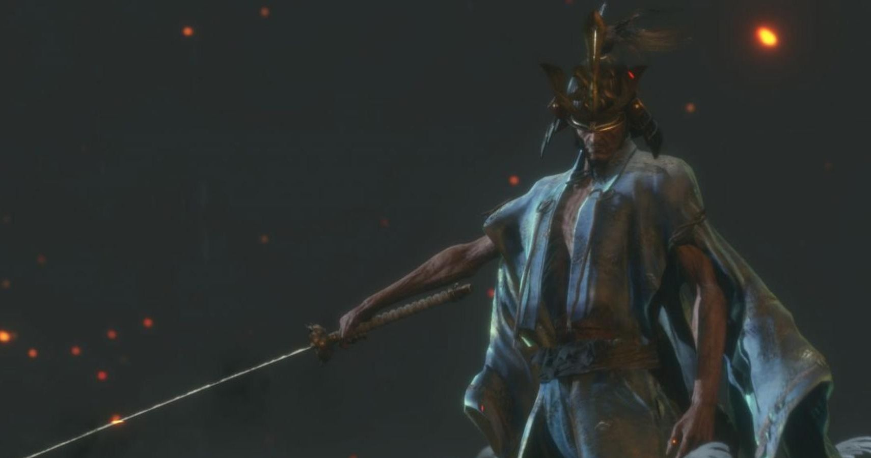 A Sekiro Randomization Mod Is Out, In Case You Hate Yourself