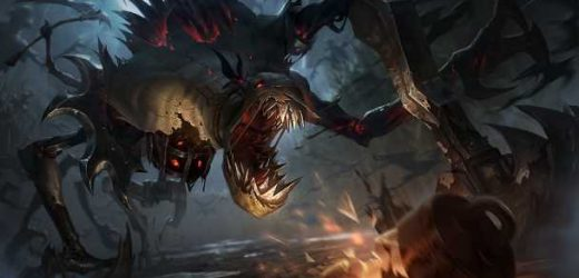 Riot adds Fiddlesticks jump scare Easter egg to League games