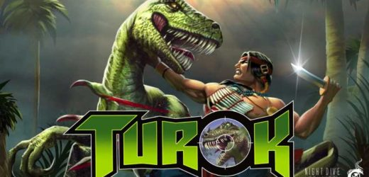 Twitch Prime Goes Retro With Free Turok In April