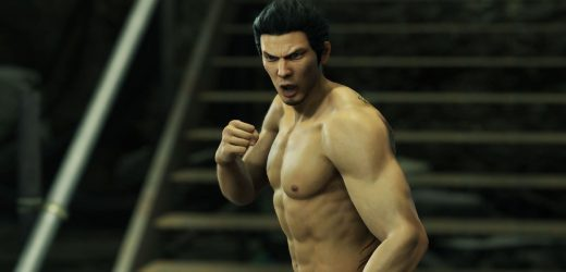Kazuma Kiryu Might Curbstomp His Way Into Sega Heroes