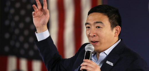 Andrew Yang creates new organization focused on data privacy, UBI, and the future of work