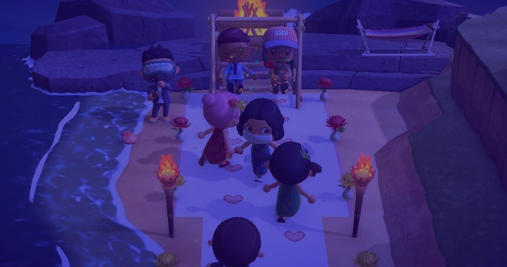 Animal Crossing: New Horizons Becomes Popular Host For Birthdays, Weddings, And More