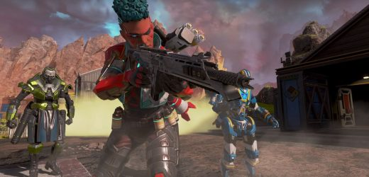 Apex Legends players are finally getting a bigger inventory