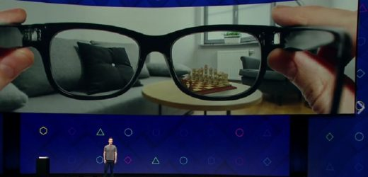 Facebook Buys Every AR Display From Key Supplier Apple Looked At Acquiring