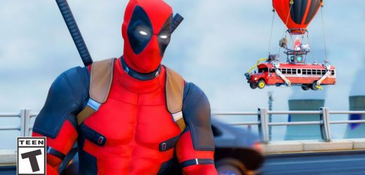 Fortnite: Where To Find Shadow Posters For Deadpool