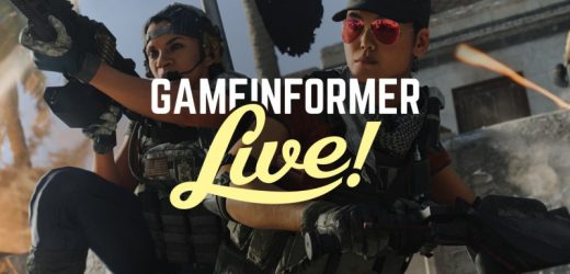 Call Of Duty: Modern Warfare With The Community — Game Informer Live