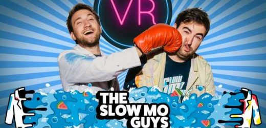 Oculus Brings 'Slo Mo Guys' 3D Mini-series to Quest and Go, but not Rift