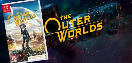 The Outer Worlds Lands On The Nintendo Switch June 5 (Requires A Day One Download)