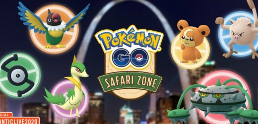 Pokémon Go's St. Louis Event Was Supposed To Be This Weekend … And It Still Kind Of Is!