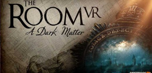 The Room VR: A Dark Matter Review: Feels Like The Way It Was Always Meant To Be