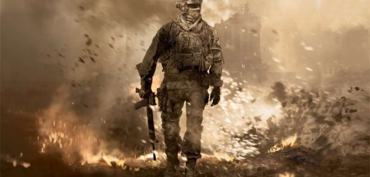Call of Duty: Modern Warfare 2 remaster launches on PS4