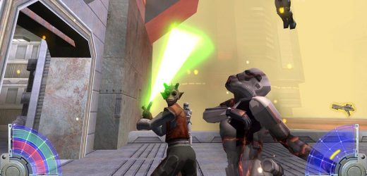 Jedi Academy Made Me Remember How Fun Video Game Lightsabers Can Be
