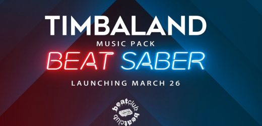 Beat Saber Music Pack Features 5 Brand New Songs From Timbaland