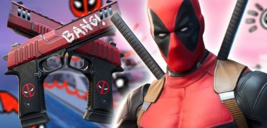 Fortnite Deadpool week 7 challenges: How to find Deadpool's 2 pistols