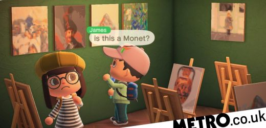 Getty Museum adds entire art collection to Animal Crossing: New Horizons