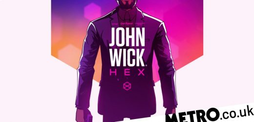 John Wick Hex video game coming to PS4 this May