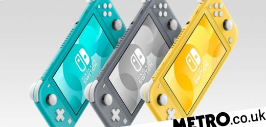 Nintendo Switch Lite back in stock in the UK… at least for now