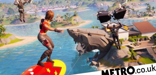 Fortnite dataminer reveals underwater swimming coming this month