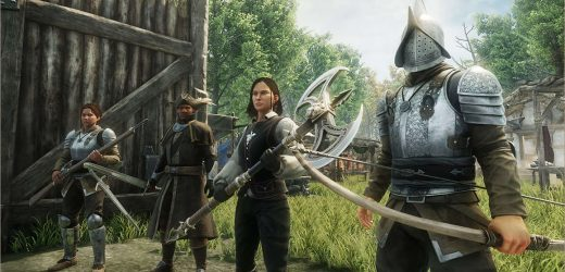 New World, Amazon's New MMO, Has Been Delayed