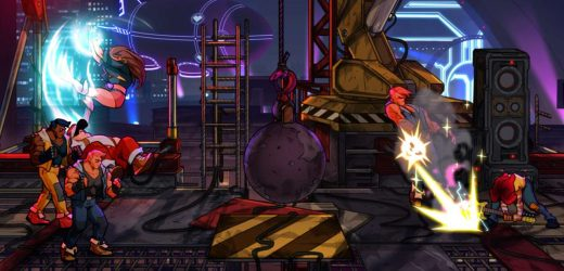 """Streets of Rage 4 Release Date Leaks, Developers Say Confirmed Date """"Coming Soon"""""""