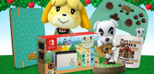 The Best Animal Crossing: New Horizons Merch: Accessories, Amiibo, Switch Skins, And More