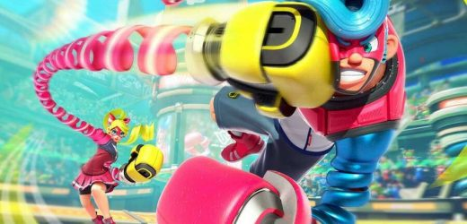 Nintendo Switch Online Members: Play Arms Free Right Now