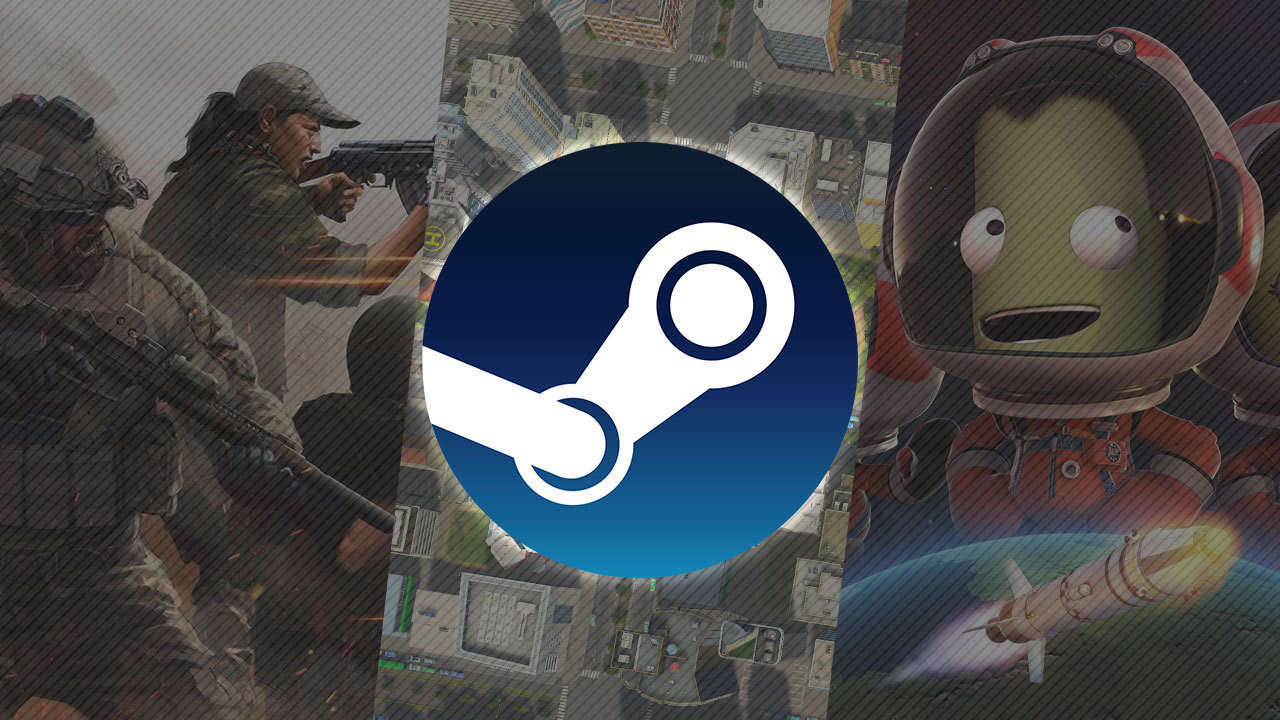Save On Some Great Steam Games This Week
