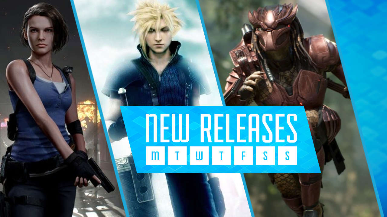 Top New Video Games Releasing On Switch, PS4, Xbox One, And PC This Month — April 2020