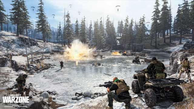 Call Of Duty: Modern Warfare MP, Warzone Adds Limited-Time Modes