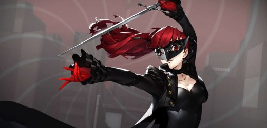 Audio Logs: How Persona 5 Royal's New Character Was Made