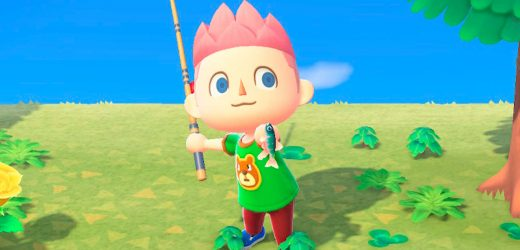 Animal Crossing: New Horizons' Fishing Tourney Is This Weekend