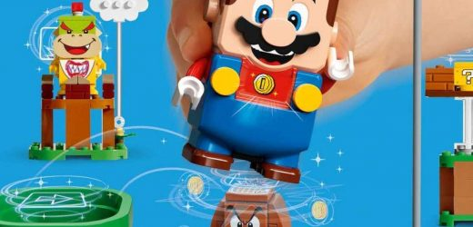 Super Mario Lego Set Pre-Orders Are Live, Release Date And Price Revealed