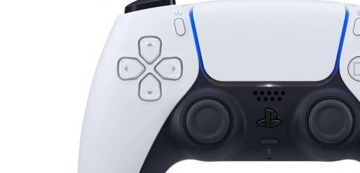 PS5 Controller DualSense Includes A Built-In Microphone
