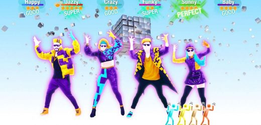 Get A Free Month Of Just Dance Unlimited, Which Unlocks 500+ Songs