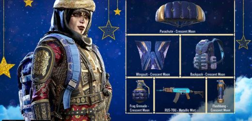 Call Of Duty Mobile Launches Crescent Moon Event, New Gun Game Variation