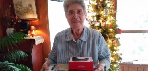 88-Year-Old Animal Crossing Player Who Was Immortalized In New Horizon Gets Crowdfunded Special Edition Switch