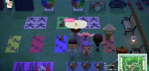 Someone Built a Fully Functional Casino in Animal Crossing: New Horizons