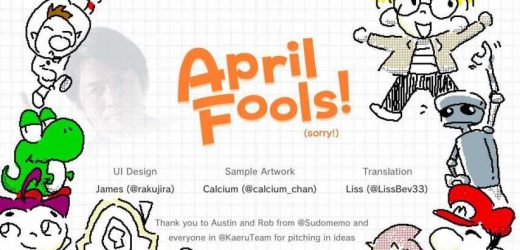 Flipnote Studio Creator Gets Harassed After Fake April Fool's Switch Announcement Goes Viral
