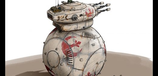 We Need This BB-8 Tank In Star Wars Battlefront II