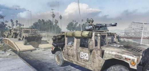 Call of Duty Just 360 Noscoped Humvee Manufacturers In The Courtroom