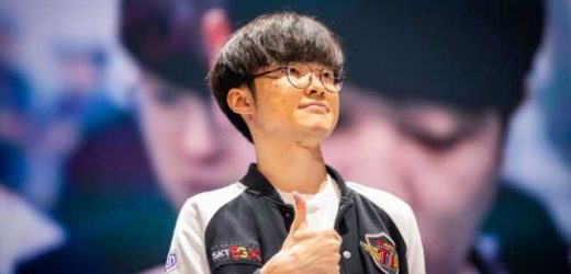 Faker gets his own ice cream brand in South Korea