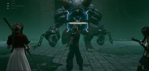The 10 Most Powerful Monsters In The Final Fantasy 7 Remake On PS4, Ranked