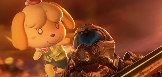 Players Are Demanding An Isabelle Mod Be Created For DOOM Eternal