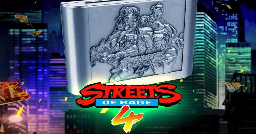 Limited Run Games' Streets Of Rage 4 CE Looks Amazing