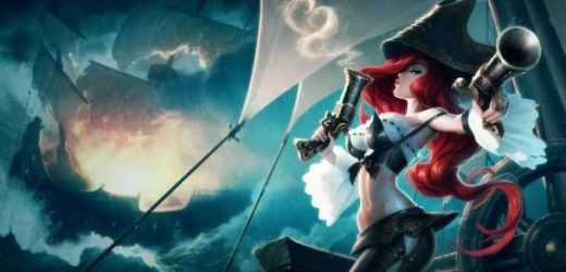 Miss Fortune struts into Legends of Runeterra as its next new champion