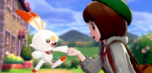 How to choose your starter in Pokémon Sword and Shield